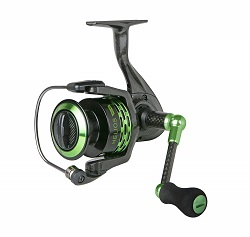 Okuma Fishing Tackle Hx-40S Helios Extremely Lightweight High Speed Spinning Reel