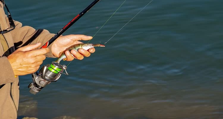 types of fishing rods and reels