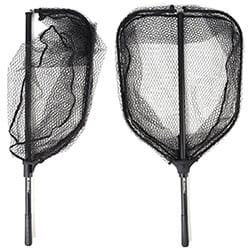BLISSWILL Large Fishing Net Collapsible Fish Landing Net