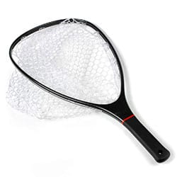 Yoomoo Fly Fishing Landing Trout Net Catch Release Net