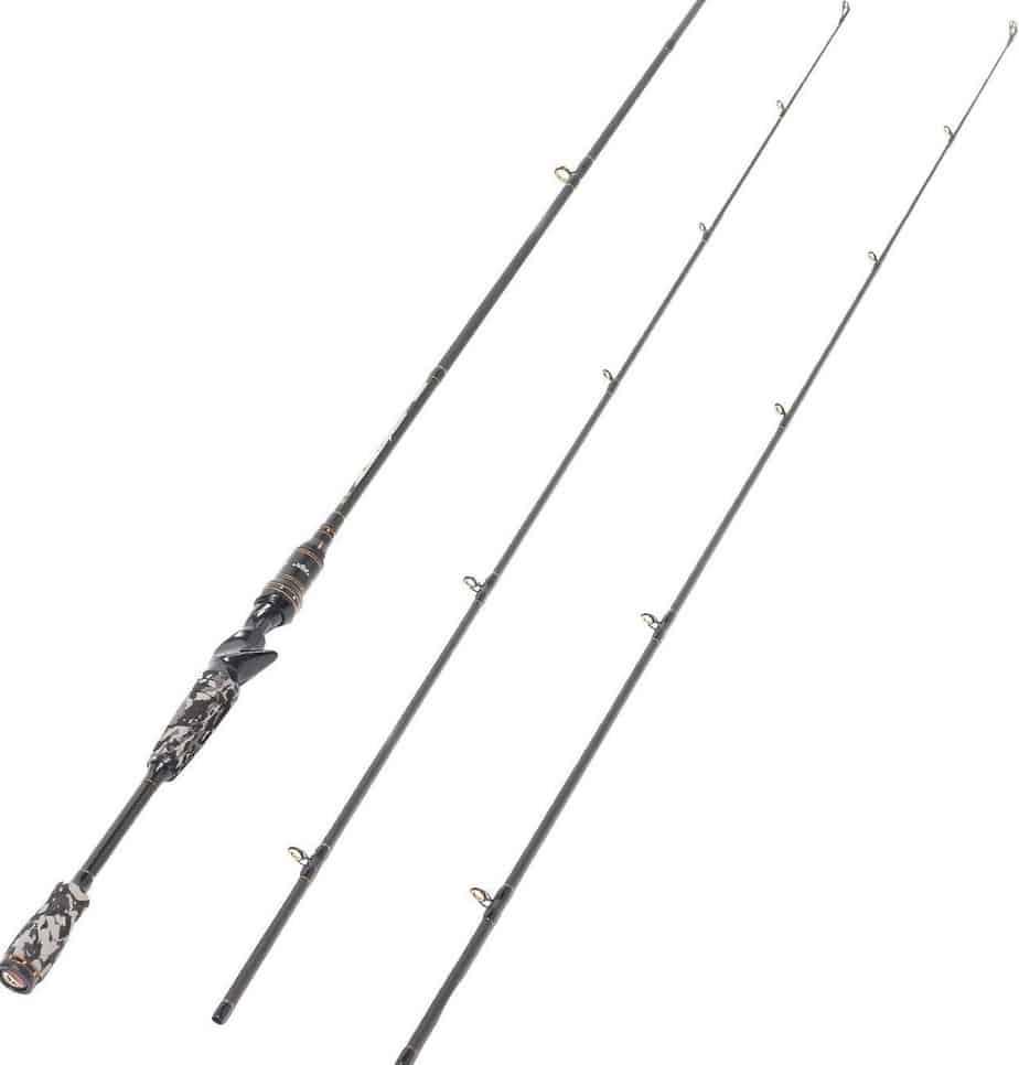 Entsport Baitcasting Fishing Rod